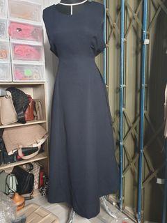 Mididress long dress panjang