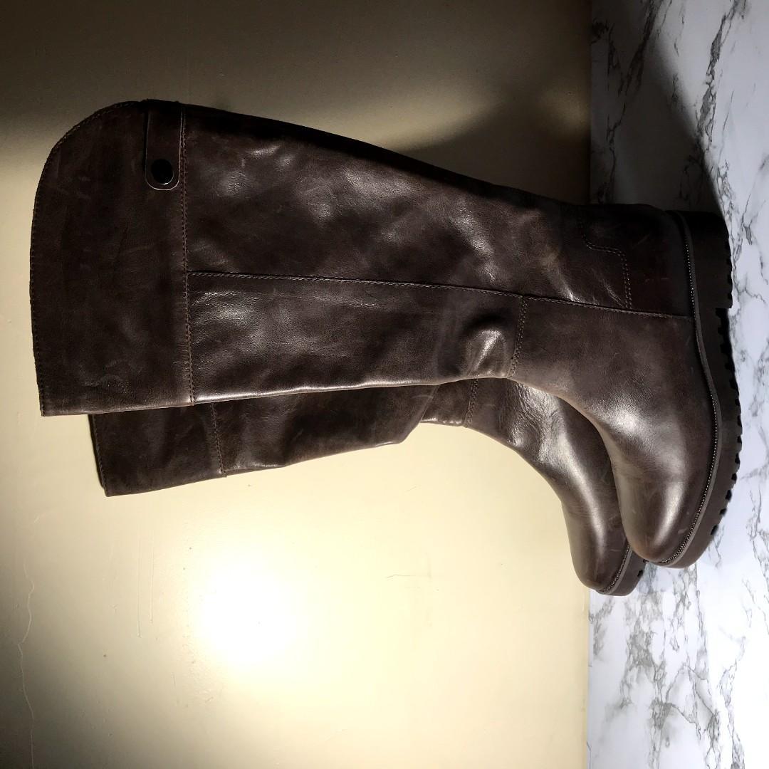 NWOB Franco Sarto knee high boots