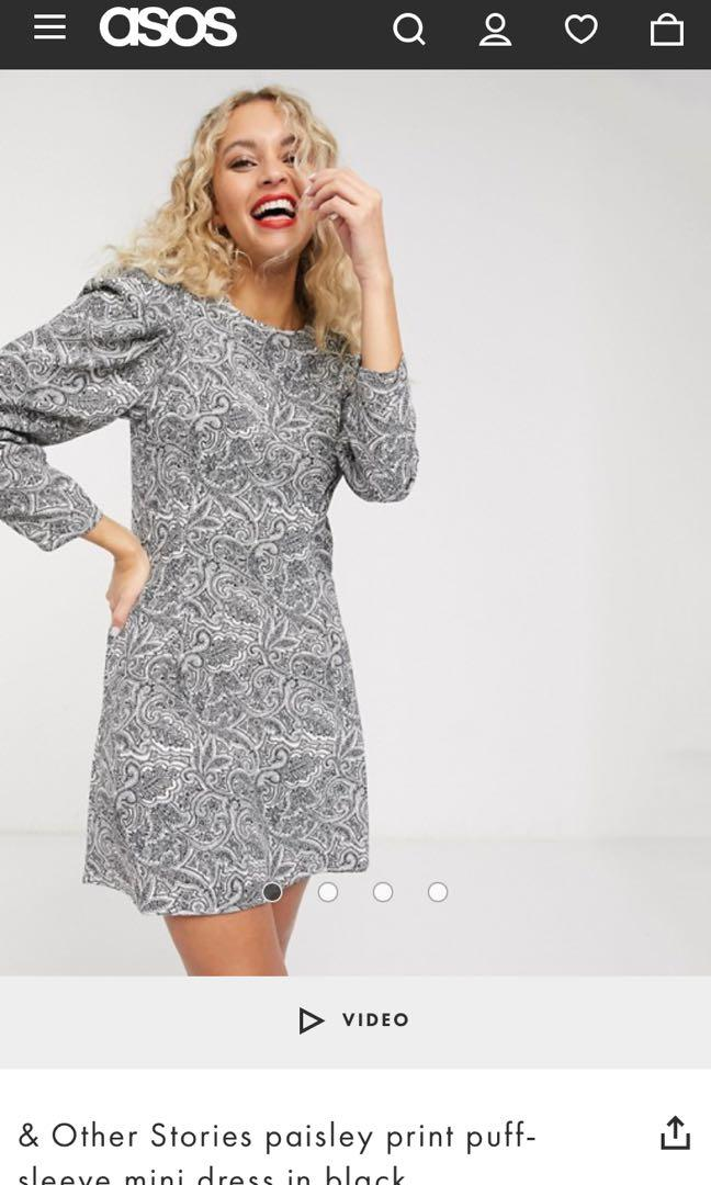 &Other stories dress EUR40