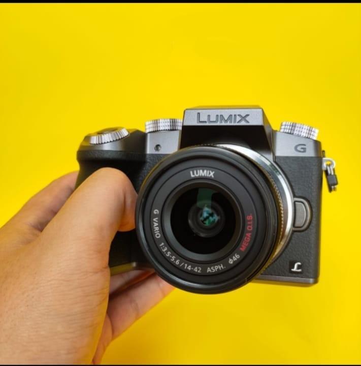 Panasonic lumixG7