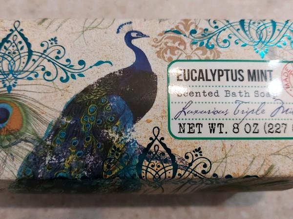 SAN FRANCISCO SOAP COMPANY - eucalyptus mint