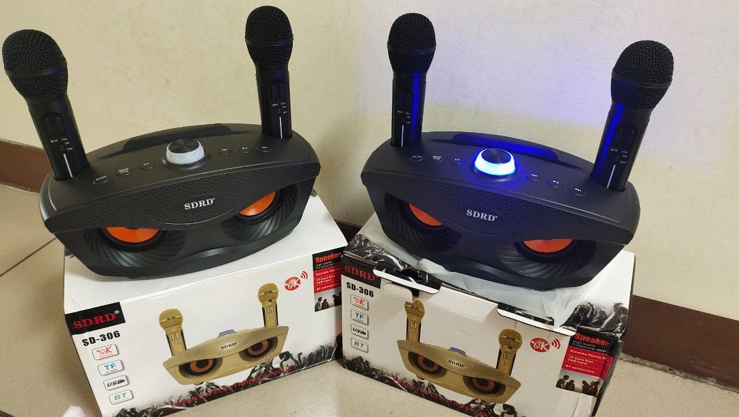 SDR Bluetooth wireless karaoke