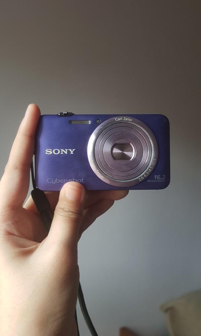 SONY Cyber-shot Carl Zeiss Camera