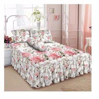 Sprei + bed cover kintakun
