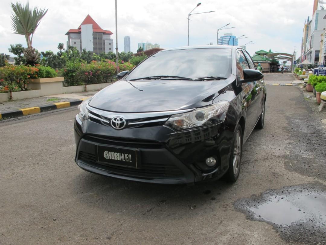 Toyota Vios G Metik 2013