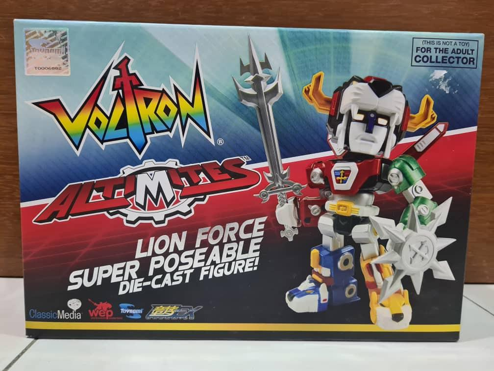 """Super 7 Voltron Deluxe Version 7/"""" Action Figure Brand New in Hand US Seller"""
