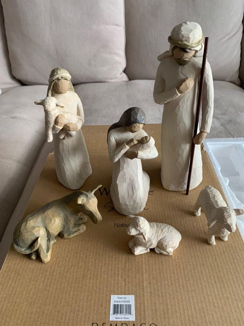 """WillowTree """"Nativity"""" Set"""