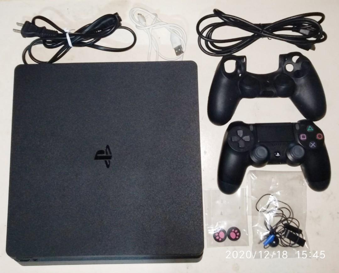 (可免運費) PS4 主機 1TB 2100B slim 配件完整 送贈品