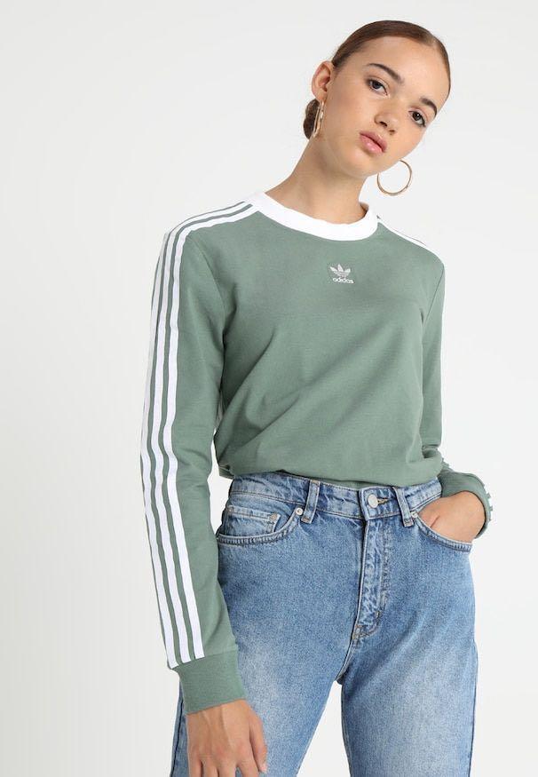 Adidas Three Stripe Long Sleeve (XS)