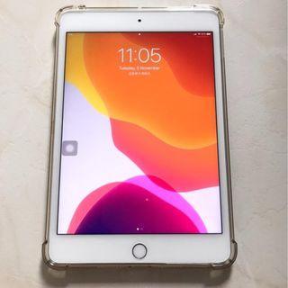 APPLE 官網最新 銀 iPad mini 5 256G高容量 保固至2021十一月 刷卡分期零利 無卡分期