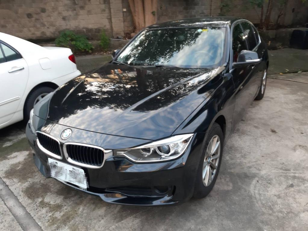 想當帥哥嗎?想當型男嗎?BMW 3-Series Sedan 316i 1.6 渾身散發熱血跑格 全面進化的熱血性能