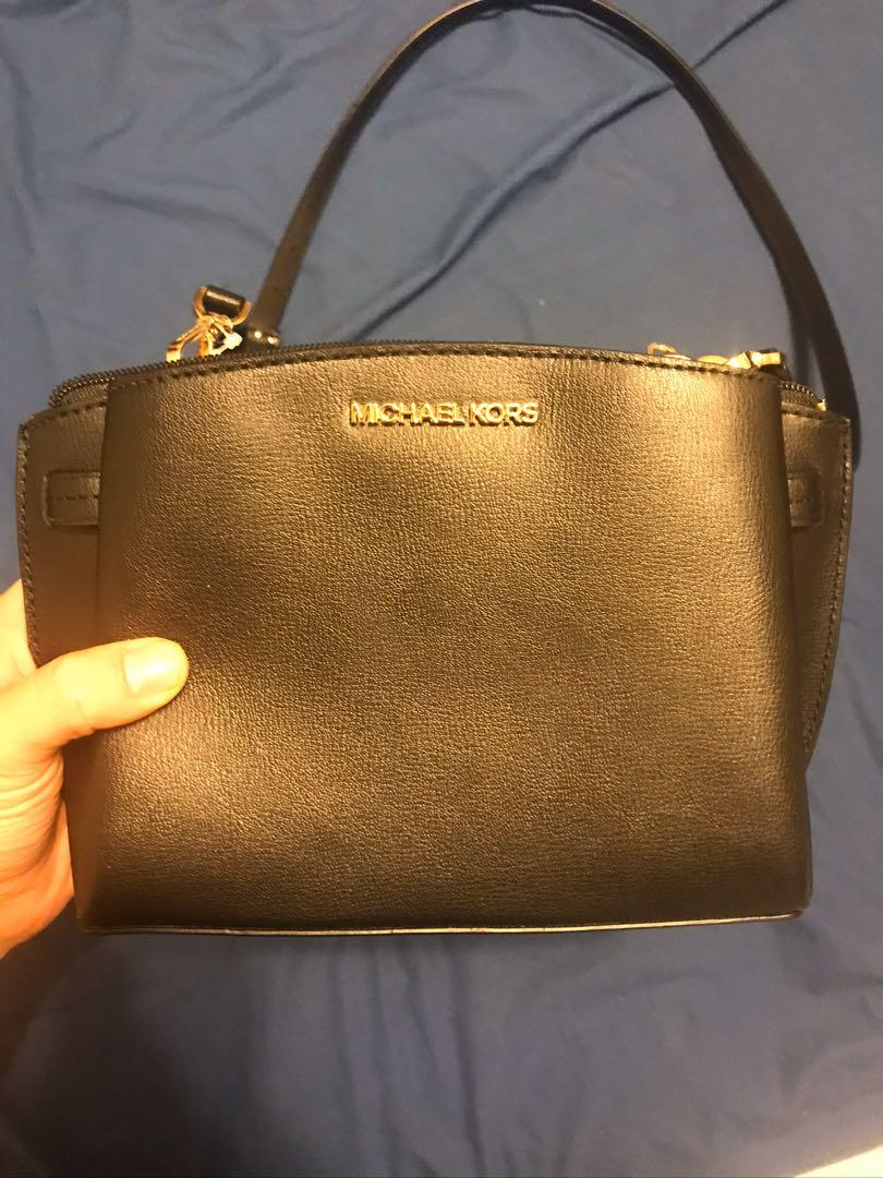 BNWT Michael kors side purse