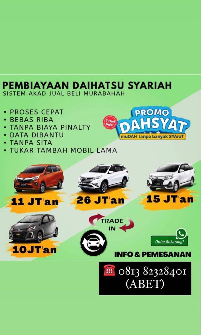 DP RINGAN Daihatsu Granmax Minibus mulai 15 jutaan. Daihatsu Fatmawati