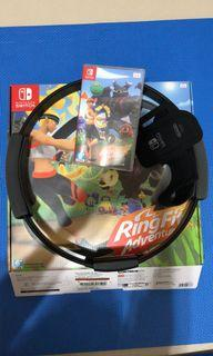 Fitness ring ( Switch )