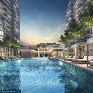 {Freehold} Luxury serviced apartment at Seapark, Petaling Jaya