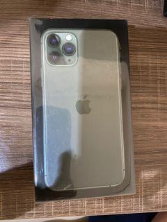 (SOLD) iPhone 11 Pro 64GB - Midnight Green Baru