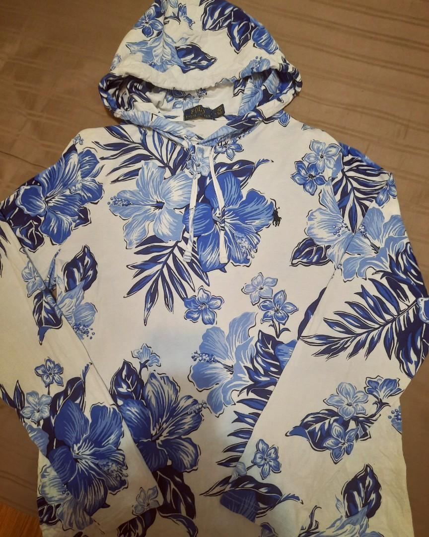 Polo Ralph Lauren Hooded Shirt