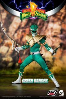 Pre-Order for 1/6th Scale Collectible Figure - Mighty Morphin Power Rangers - Green Ranger