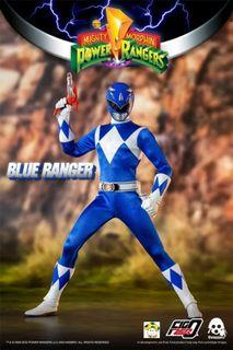 Pre-Order for 1/6th Scale Collectible Figure - Mighty Morphin Power Rangers - Blue Ranger