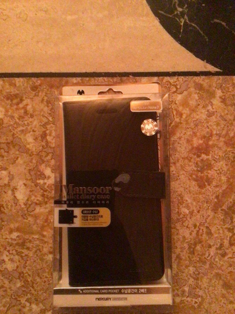 Samsung Galaxy Note7 Phone Case