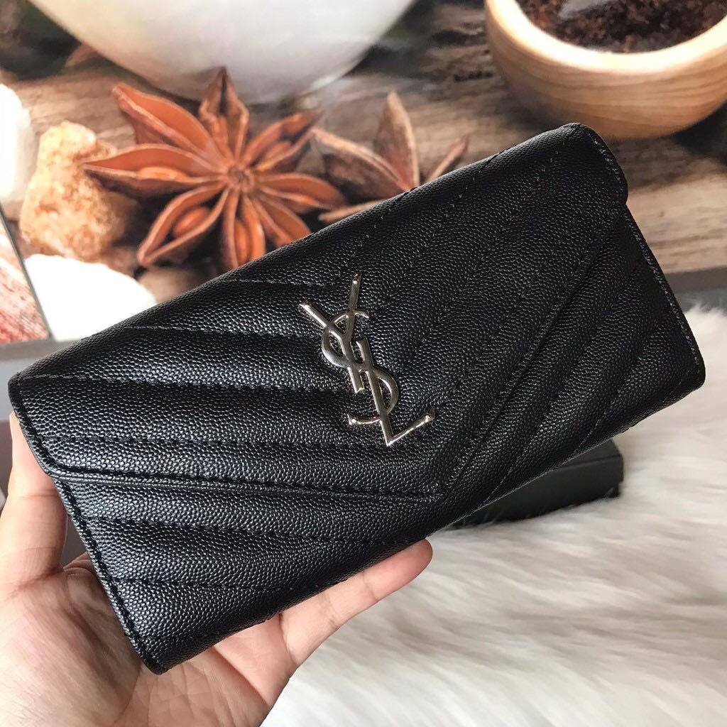 Wallet yssl quilted fulset