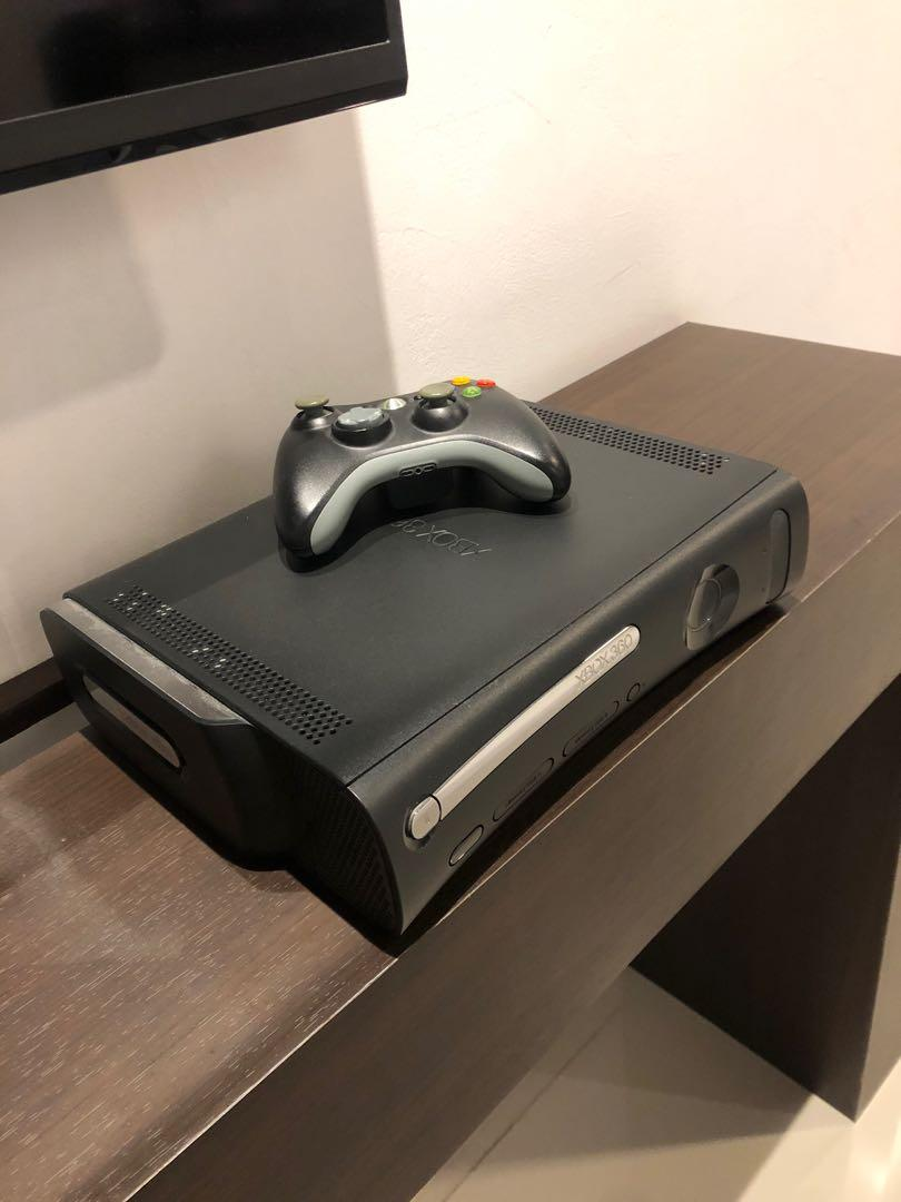 Xbox 360 Elite limited edition 120GB RGH