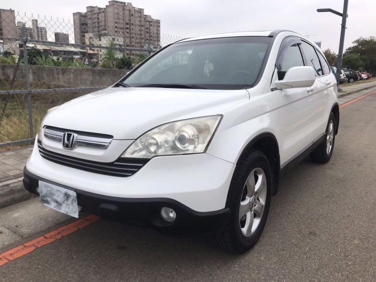 2007 Honda CRV 2.0