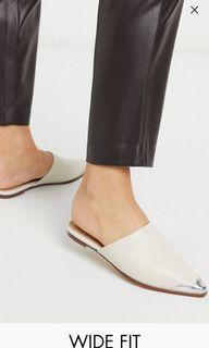 #2020掰掰 穆勒平底尖頭鞋