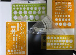 建築系 室內設計系 圖學圖板