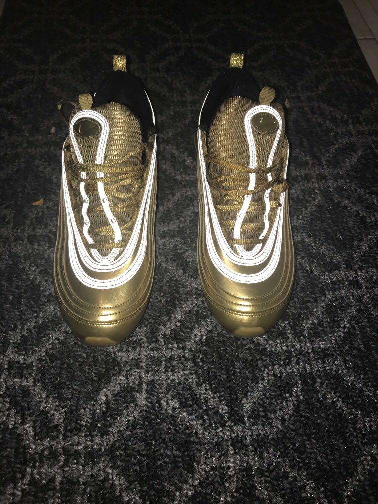 Air Max 97 Golden Size 11