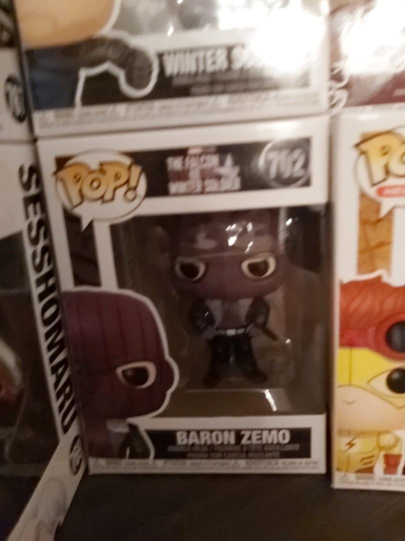 Baron Zemo FunkoPop