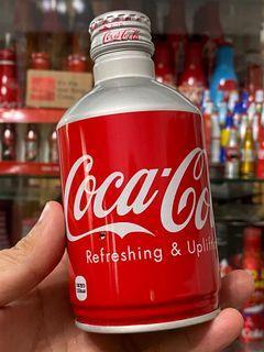 Coca Cola bulletcan Japan