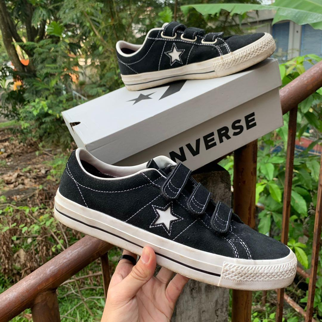 Converse V3 Strap, Men's Fashion, Footwear, Sneakers on Carousell