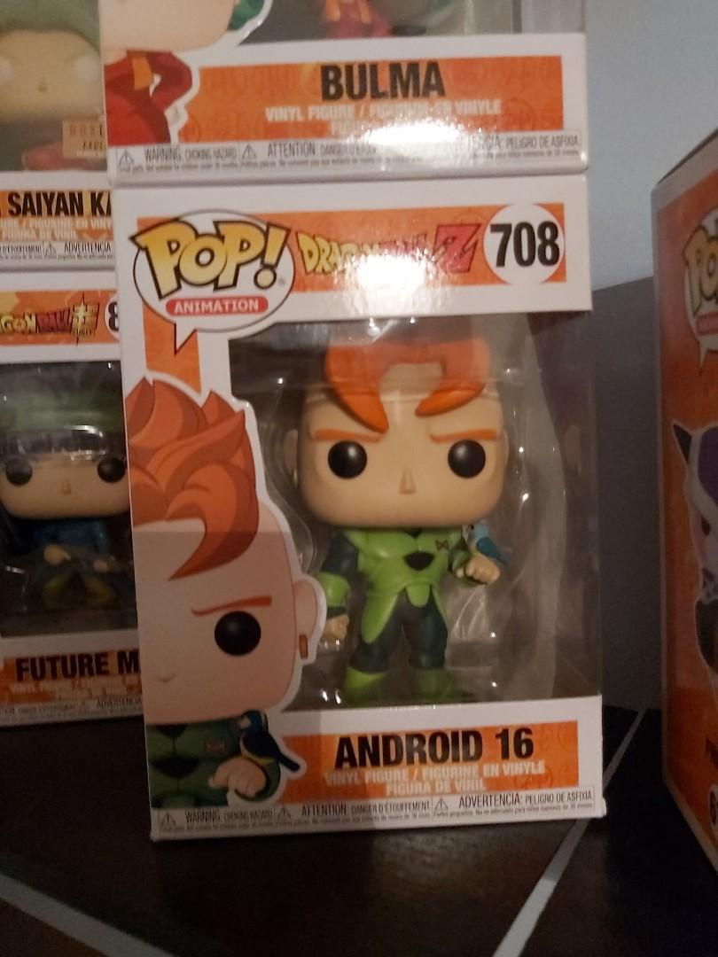 Dragonball Z Android 16 FunkoPop