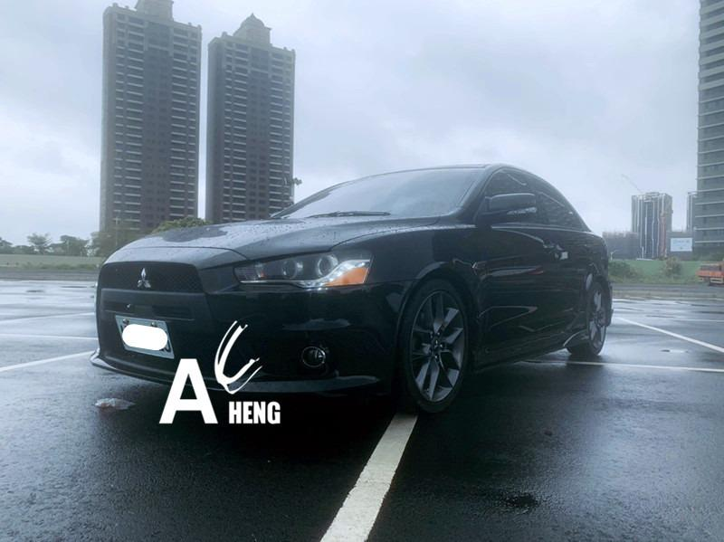 【FB搜尋桃園阿承】三菱 超人氣FORTIS 2015年 2.0CC 黑色 二手車 中古車
