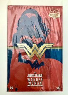 Hot Toys DC Wonder Woman MMS 506 Exclusive Version 1/6 Scale Action Figure
