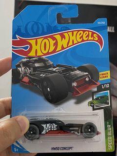 Hot wheels HW50 concept