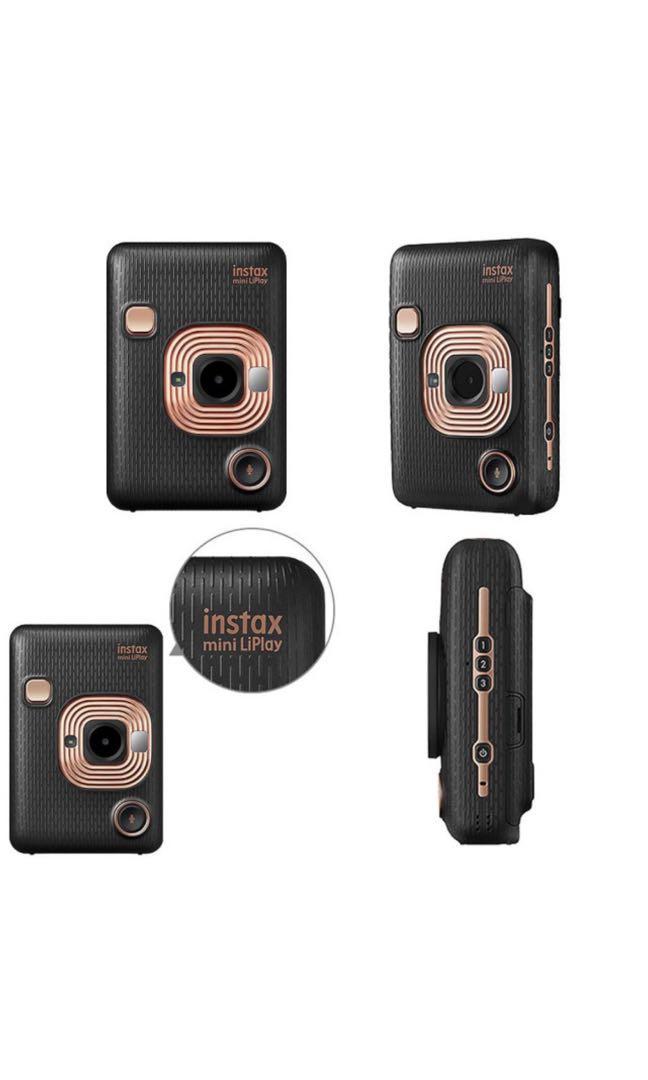 instax mini LiPlay 相機(公司貨)