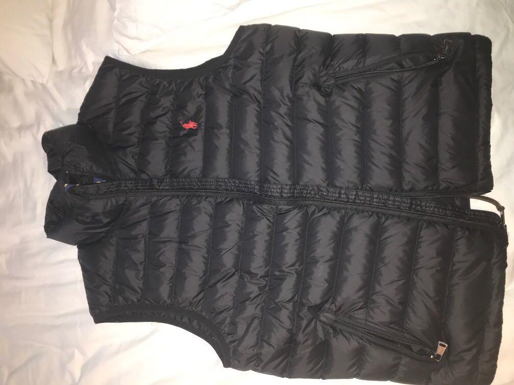Ralph Lauren Vest Size Medium