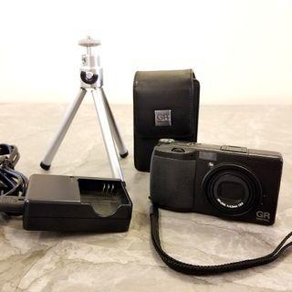 Ricoh GR digital 第一代 數碼相機 camera#絕對值得收藏 GR lens f=5.9mm/ 1:2.4 #2006 年製造