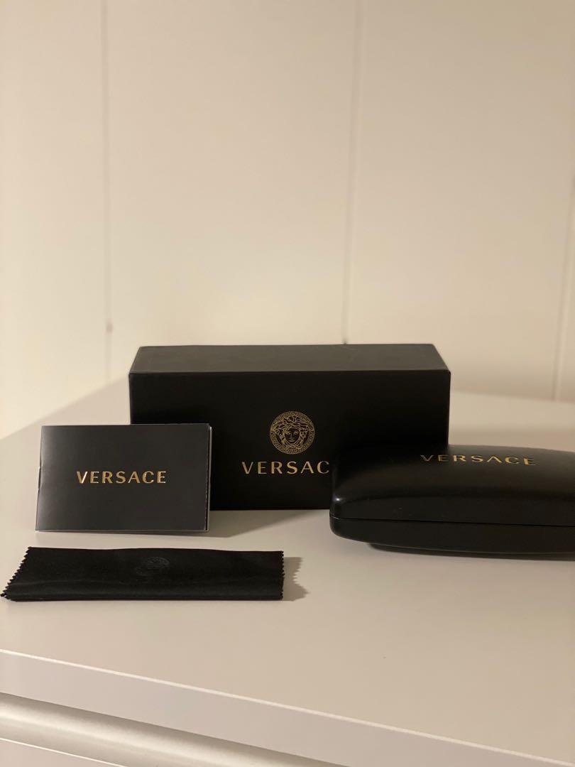 Versace Medusa glasses