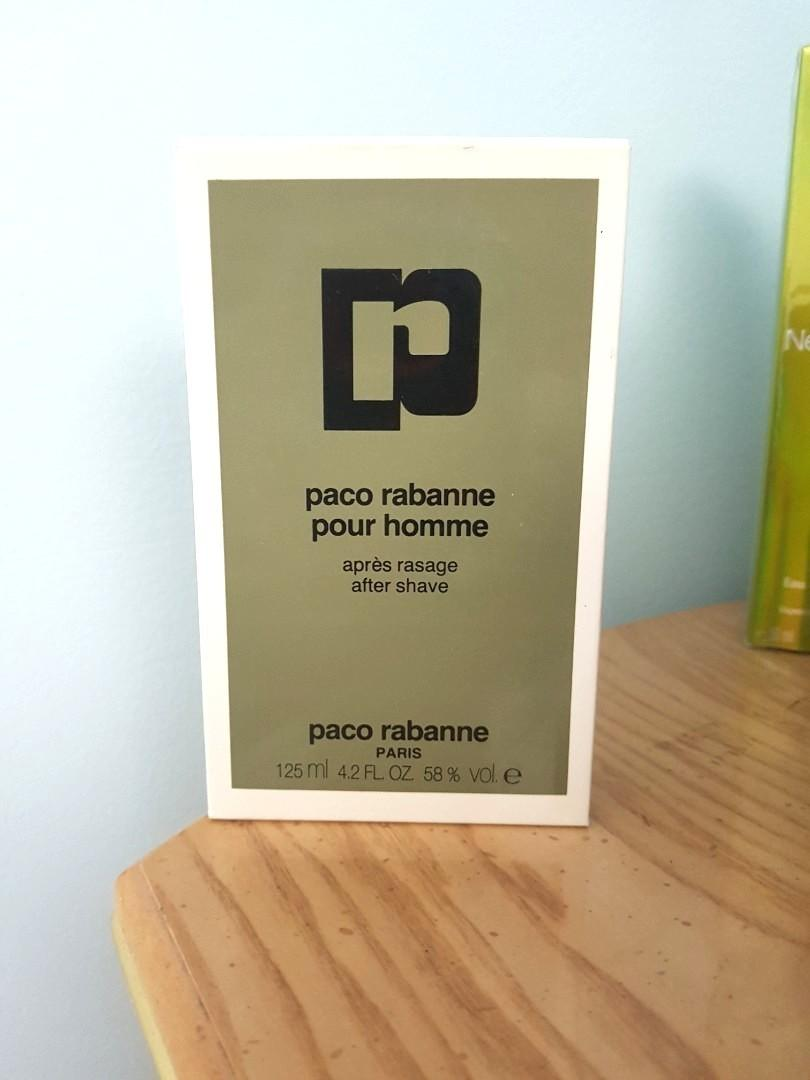 Vintage Paco Rabanne pour Homme NEW