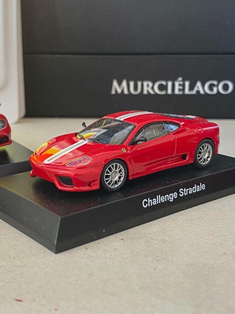 1 64 Kyosho Ferrari 360 Challenge Stradale Toys Games Others On Carousell