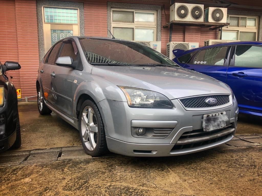 2005 Ford Focus 手排 2.0一樣🈶️S 灰