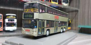 巴士模型 退役巴士 Neoplan Centroliner KMB 1/76