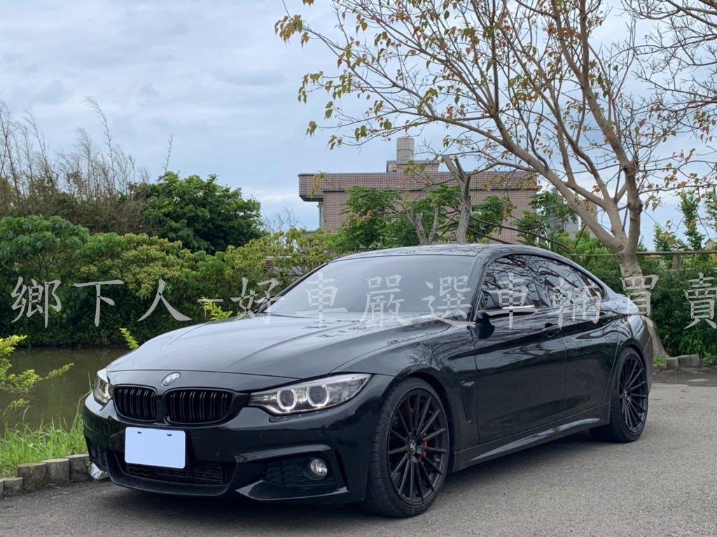 BMW 2016年428GC 黑2.0