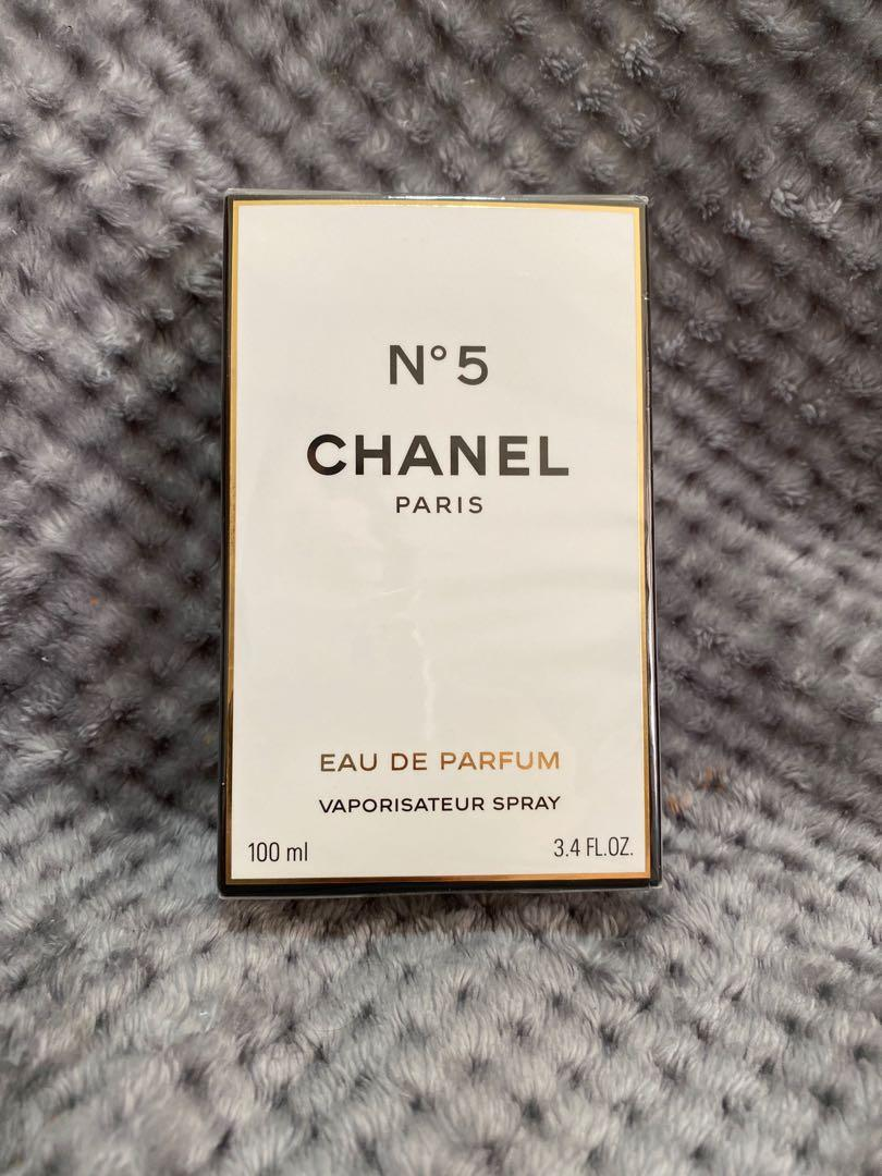 Brand New Authentic Chanel N•5 Eau De Parfum 100ml