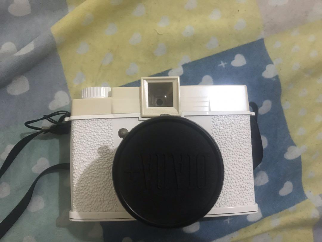 Diana+ 75mm, Nikon Coolpix 4300, Nikon Coolpix 4600