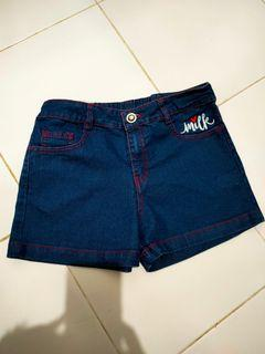 Hot pants anak
