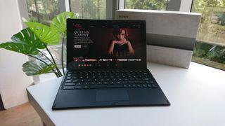 Turun Harga! Tablet sony xperia z4 global + keyboard ori